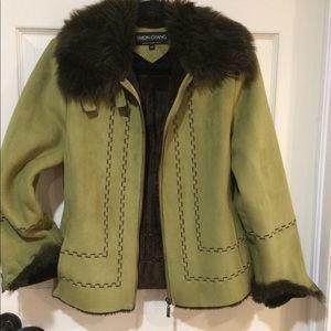 Simon Chang jacket